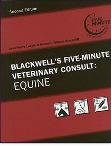 Blackwell's Five-Minute Veterinary Consult: Equine