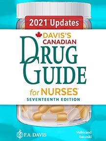 Davis's Canadian Drug Guide for Nurses