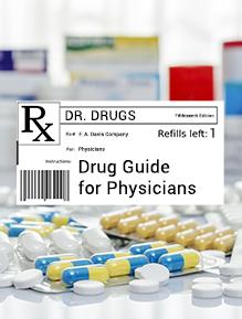 DrDrugs®: Drug Guide for Physicians