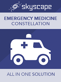Emergency Medicine Constellation™: All-in-One Emergency Medicine Solution