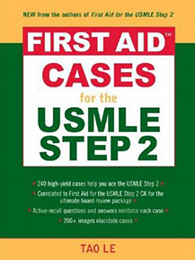 First Aid Cases For The Usmle Step 2 Ck Skyscape Mobile App Web