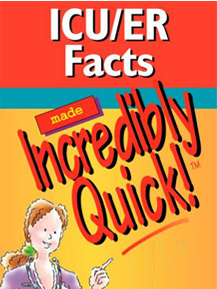 ICU/ER Facts Made Incredibly Quick