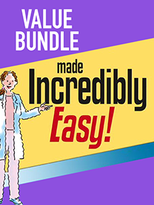 Incredibly Easy Value Bundle
