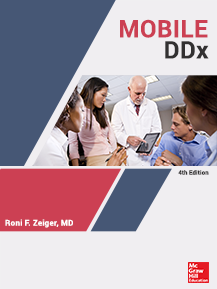 MobileDDx™ - Differential Diagnosis Tool