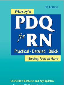 Mosby's PDQ for RN