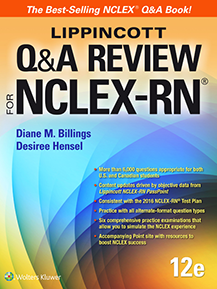 Lippincott Q&A Review for NCLEX-RN®