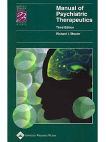 Manual of Psychiatric Therapeutics