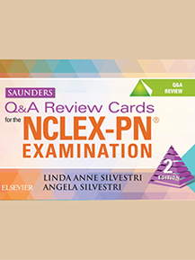 Saunders Q&A Review Cards for the NCLEX-PN® Examination