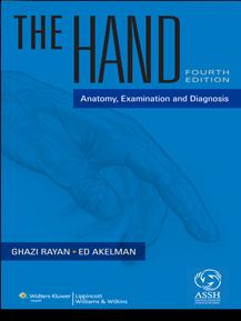 The Hand: Anatomy, Examination and Diagnosis