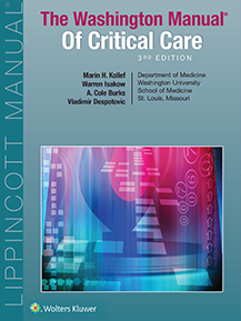 The Washington Manual™ of Critical Care