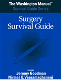 The Washington Manual® Surgery Survival Guide